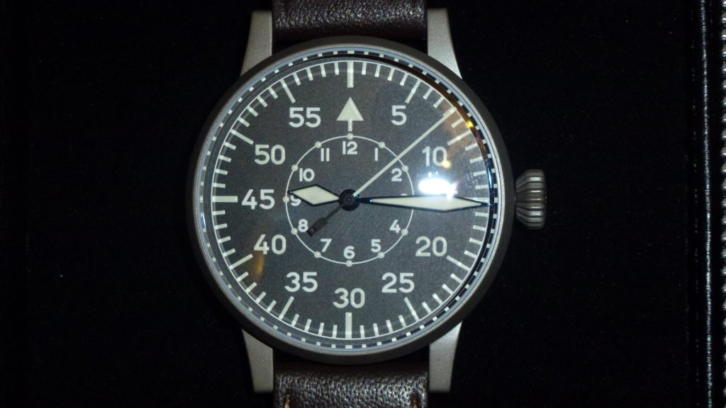 sell-used-Laco-type-b-watch-near-me