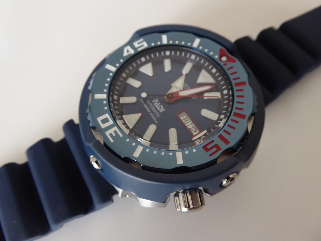 Sell Seiko Padi dive watch