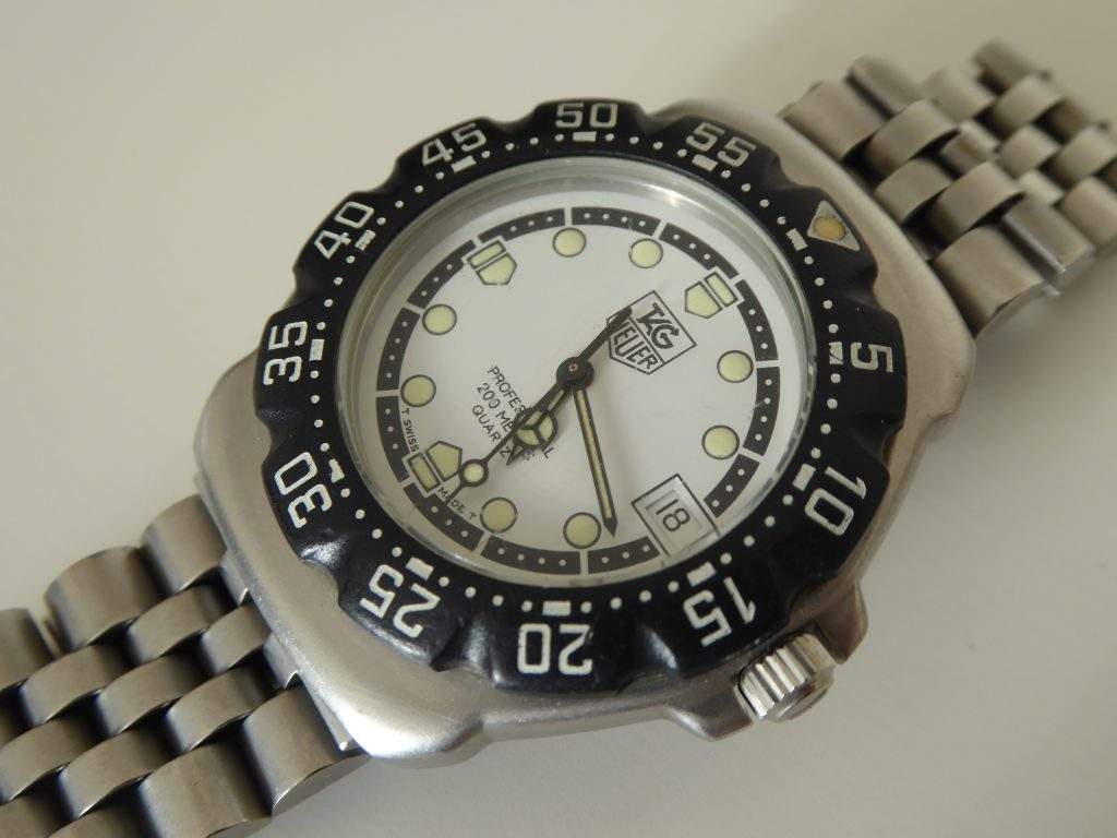 SELL BROKEN TAG HEUER WATCH