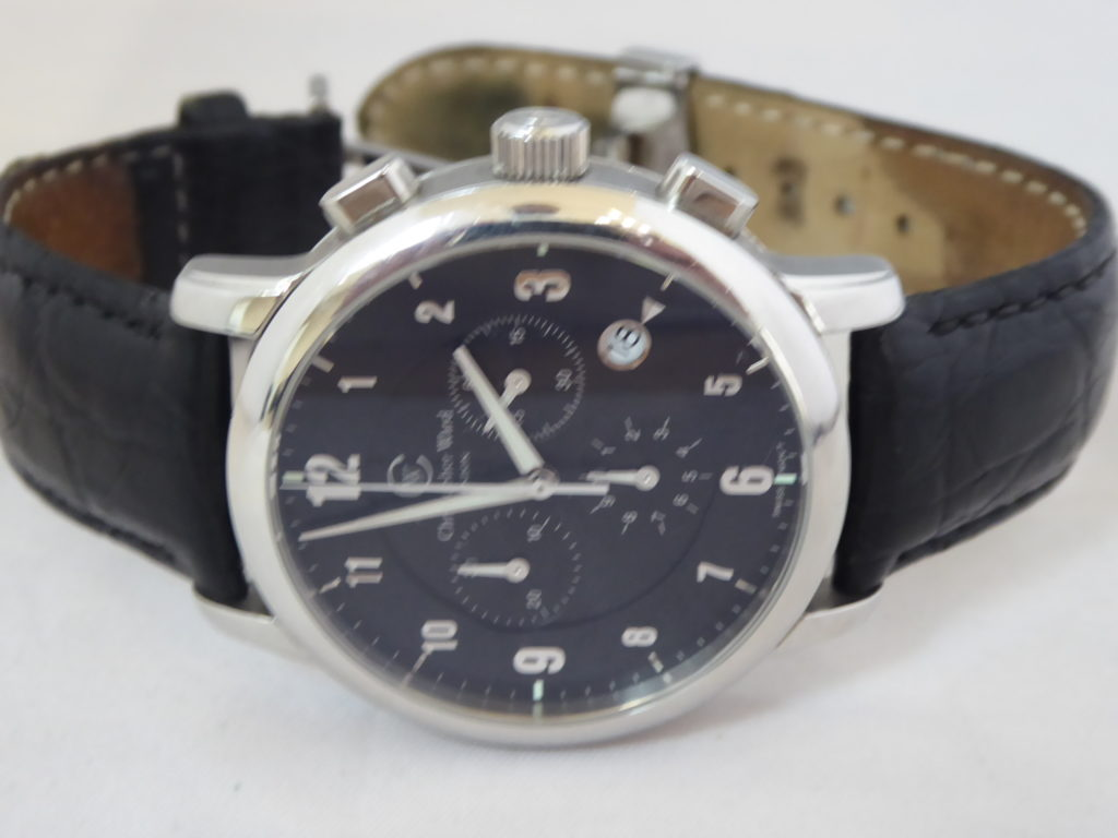 sell-used-christopher-ward-watch