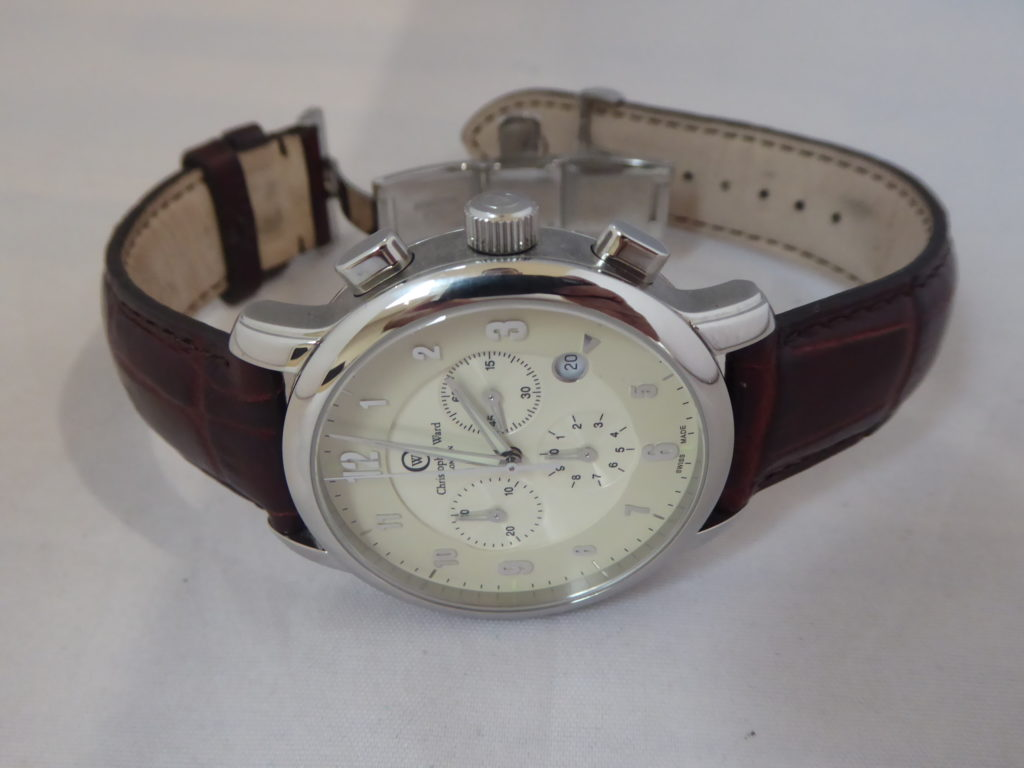 used-christopher-ward-watches