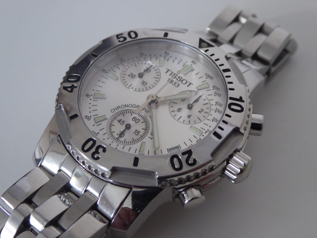 sell my tissot prs200 watch