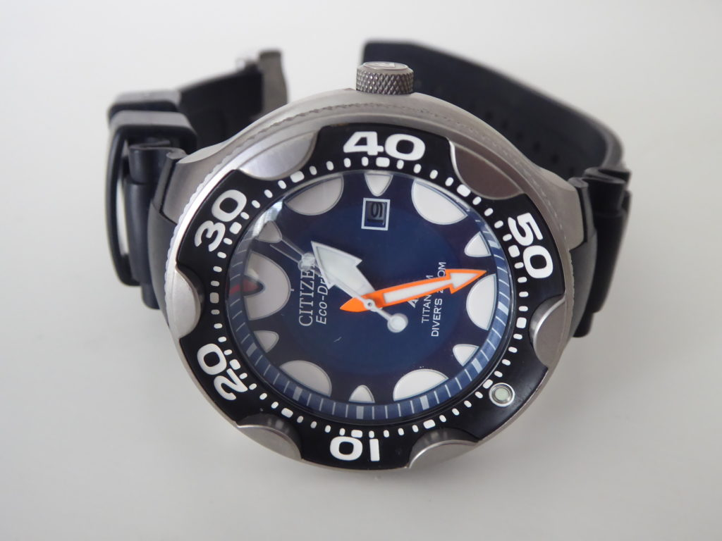sell-used-Citizen-orca-watch