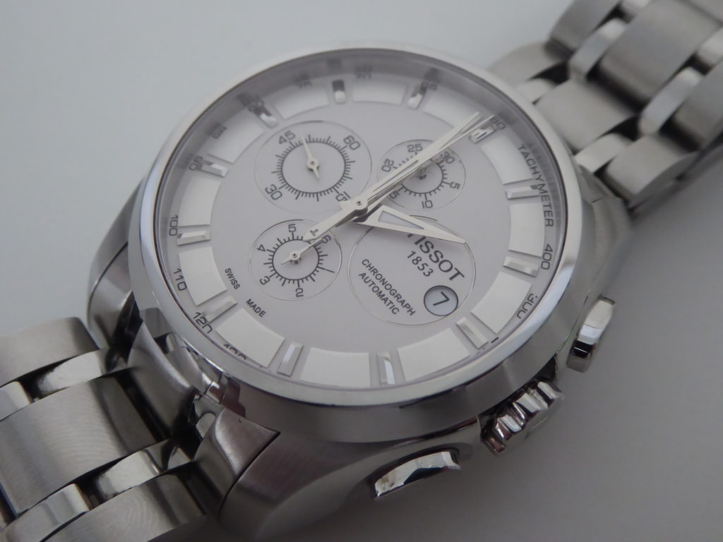 sell-used-Tissot-automatic-chronograph-t035627a