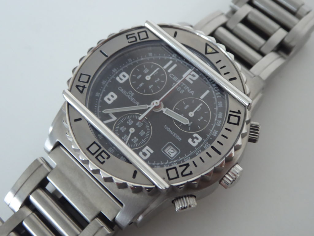 Sell my Certina DS Cascadeur watch