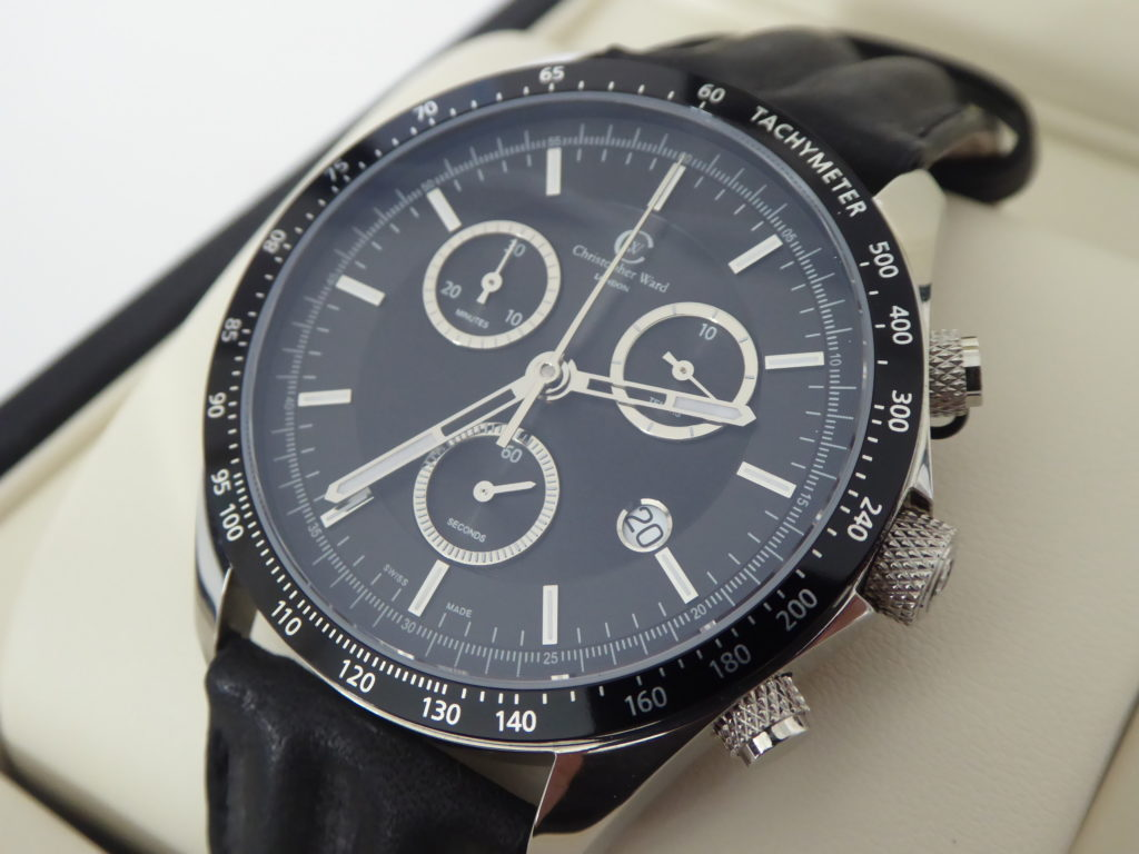 sell my Christopher Ward C7 Chronograph watch