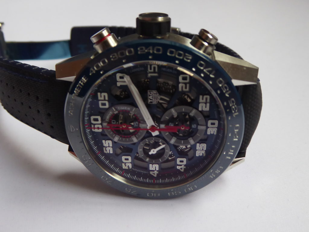 TAG Heuer Carrera Calibre CAR2A1K AM REDBULL