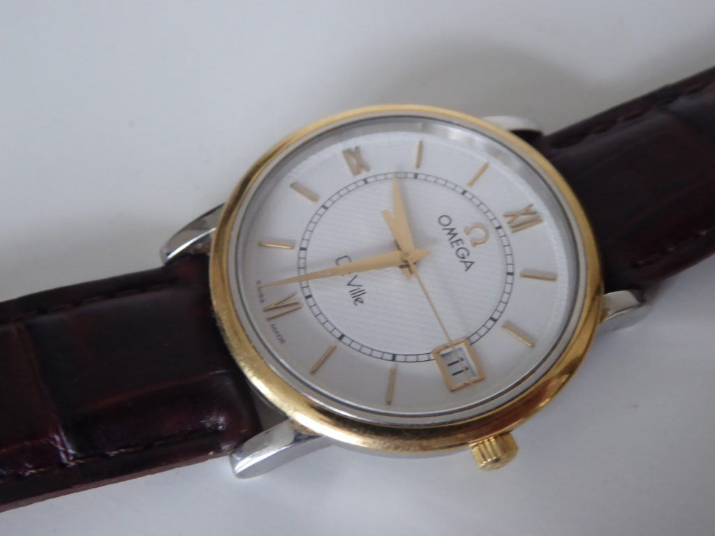 Sell my Omega Deville watch