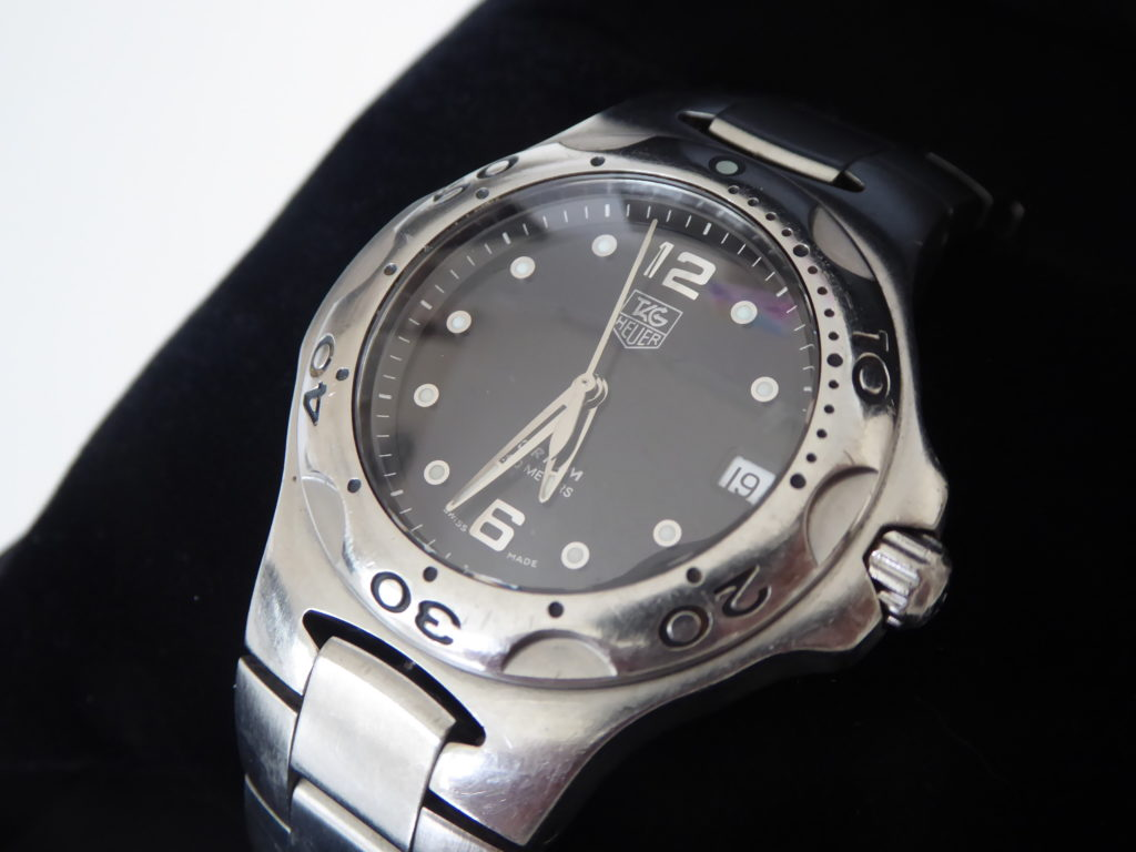 sell my tag heuer kirium watch