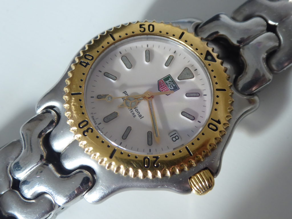 Sell-Vintage-Tag-Heuer-Quartz-Watch