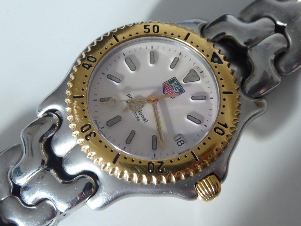 Sell-Vintage-Tag-Heuer-Quartz-Watch