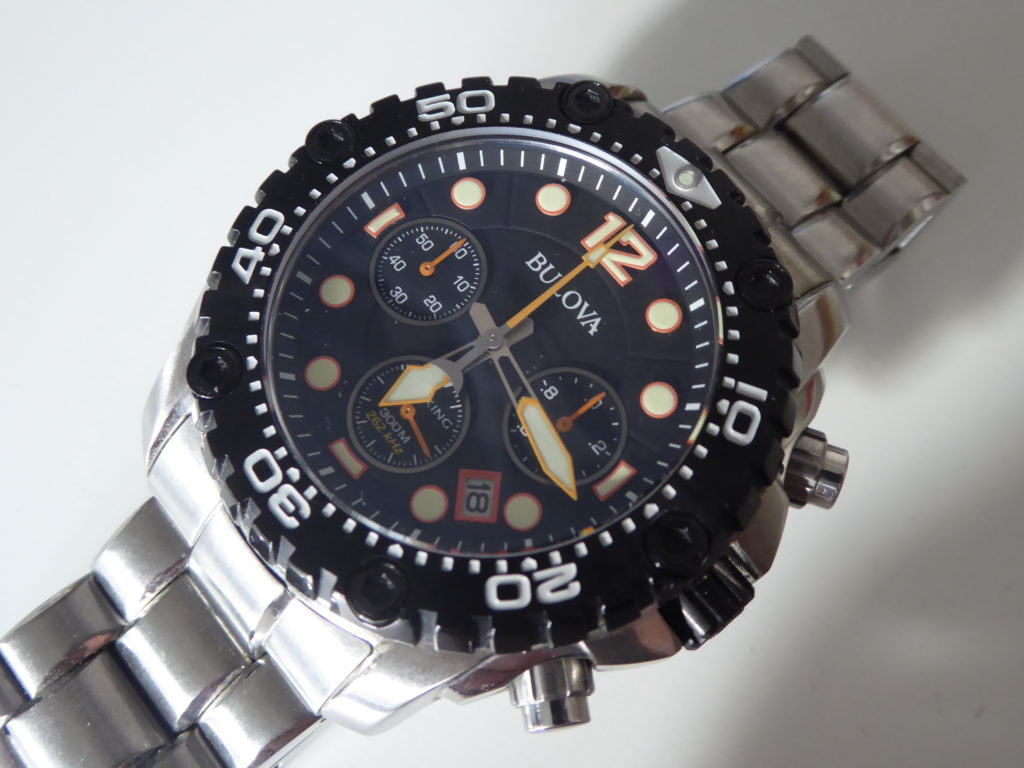 Sell-used-Bulova-Sea-King