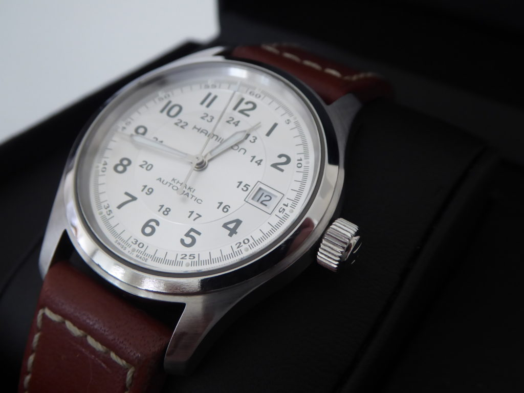 Sell-used-Hamilton-Khaki-Field-watch