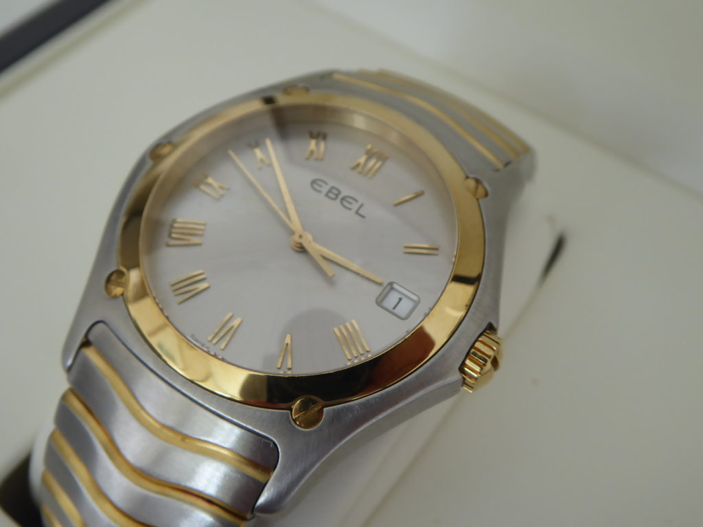 Sell-my-used-Ebel-Wave-Classic-watch