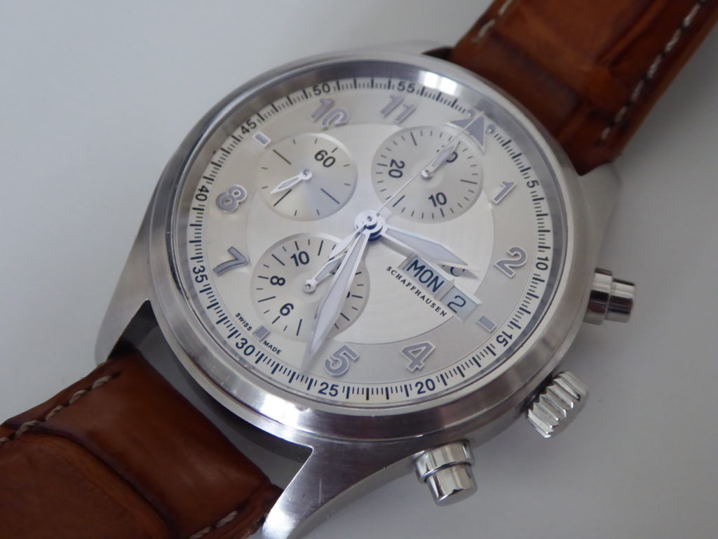 Sell-IWC-Splitfire-used-watch