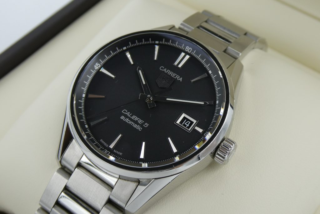 Sell-my-pre-owned-Tag-Heuer-carrera-calibre-5