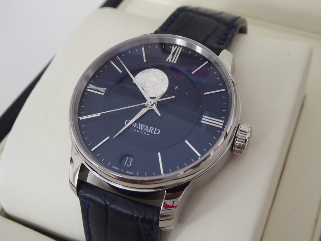 Sell-my-used-Christopher-Ward-C9-Moonphase-watch