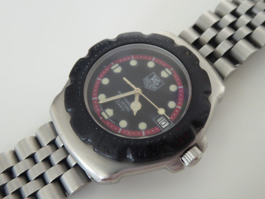 Sell-vintage-tag-heuer-professional-watch-online