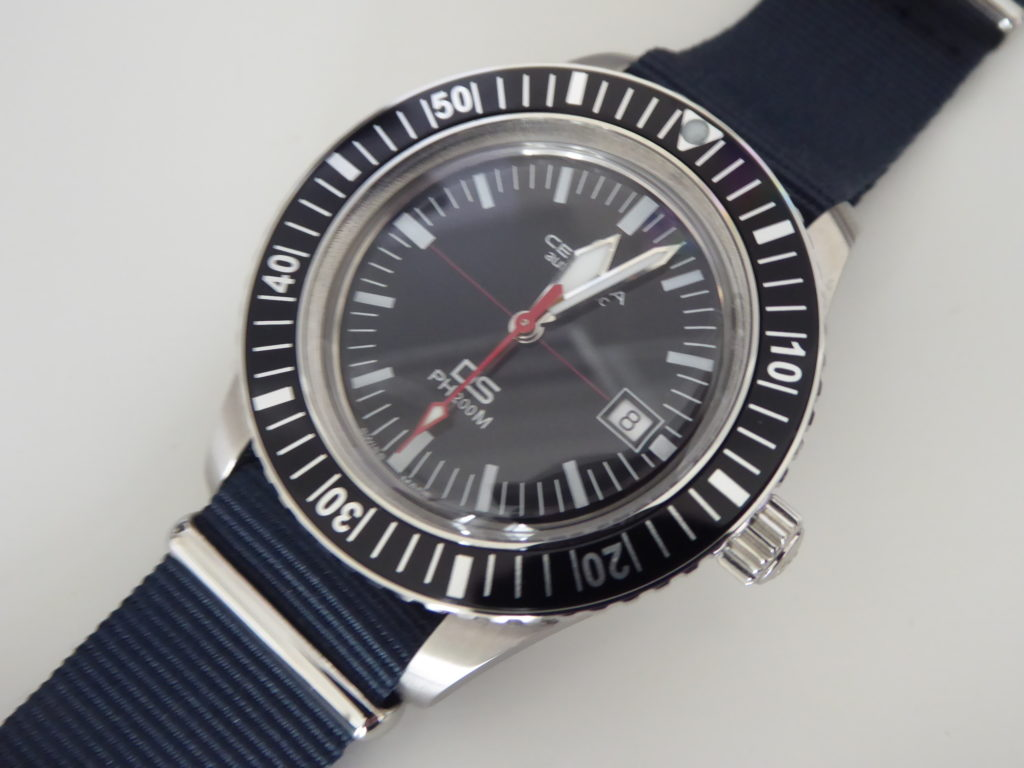 Sell-used-Certina-ds-ph200m-divers-heritage-watch