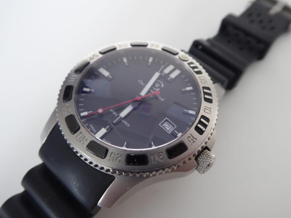 Christopher Ward C6 Kingfisher watch
