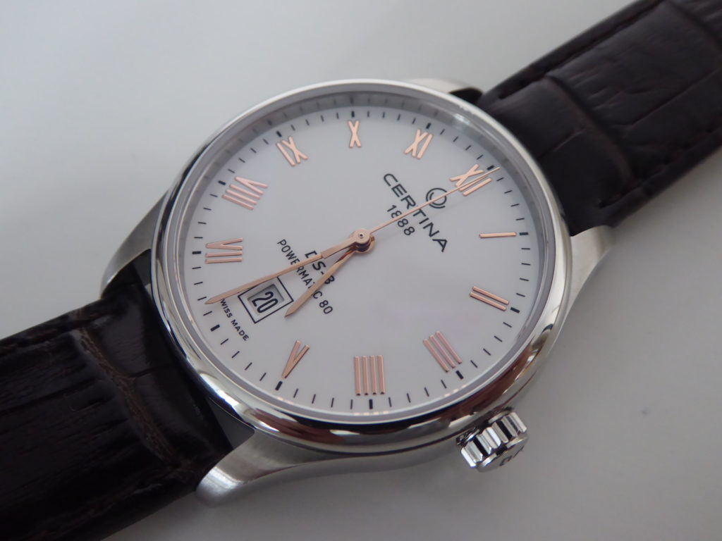 sell-used-Certina-DS-Powermatic-watch-for-cash