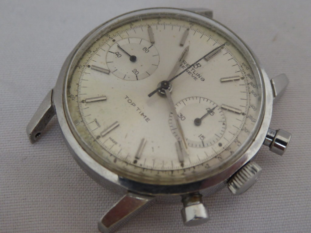 Sell-vintage-Breitling-Top-Time-watch