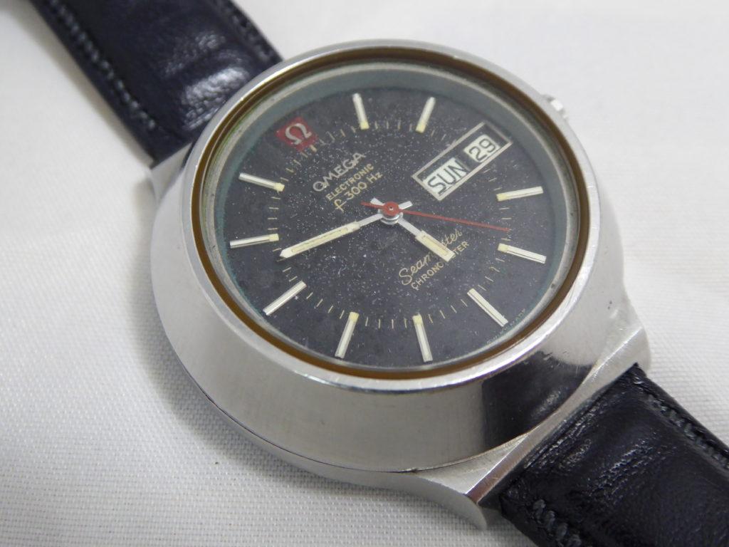 Sell-vintage-omega-seamaster-f300-hz