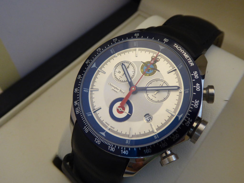 sell-christopher-ward-royal-air-force-watch