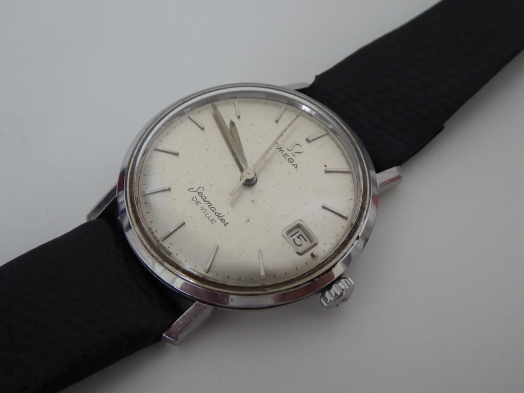 sell-my-used-omega-deville-seamaster-automatic-watch-for-cash-online