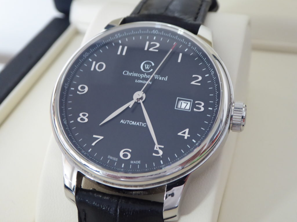 sell-used-christopher-ward-c9-harrison-watch