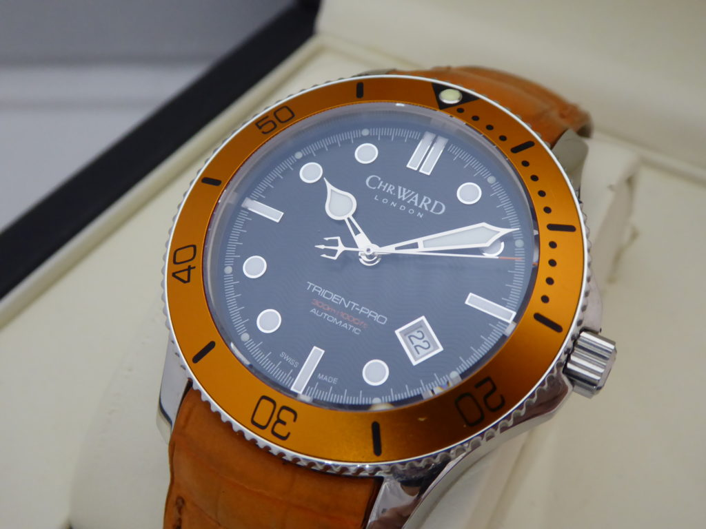 SELL-christopher-ward-watch