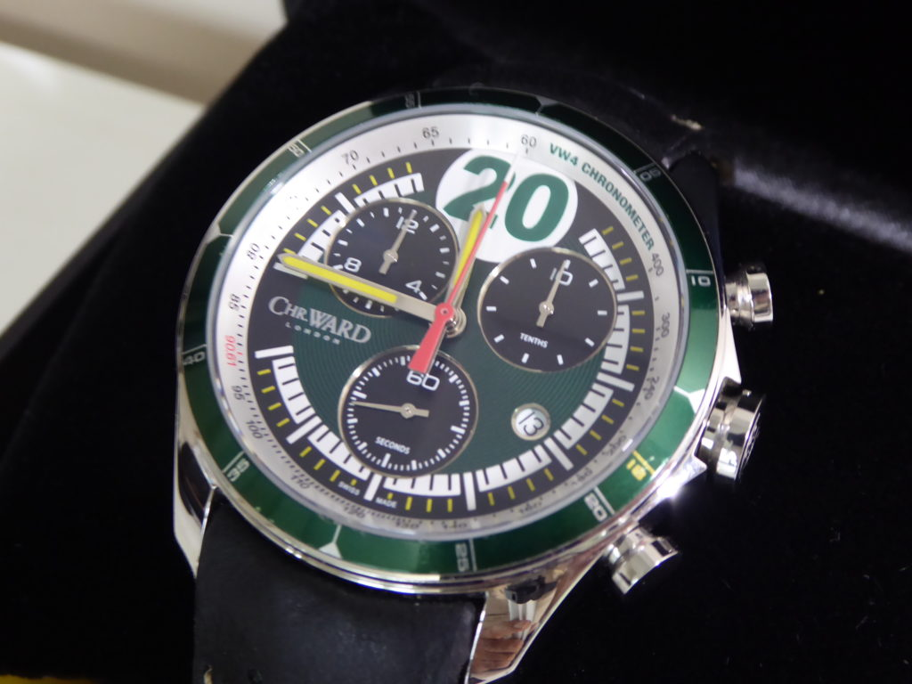 sell-used-christopher-ward-racing-watch