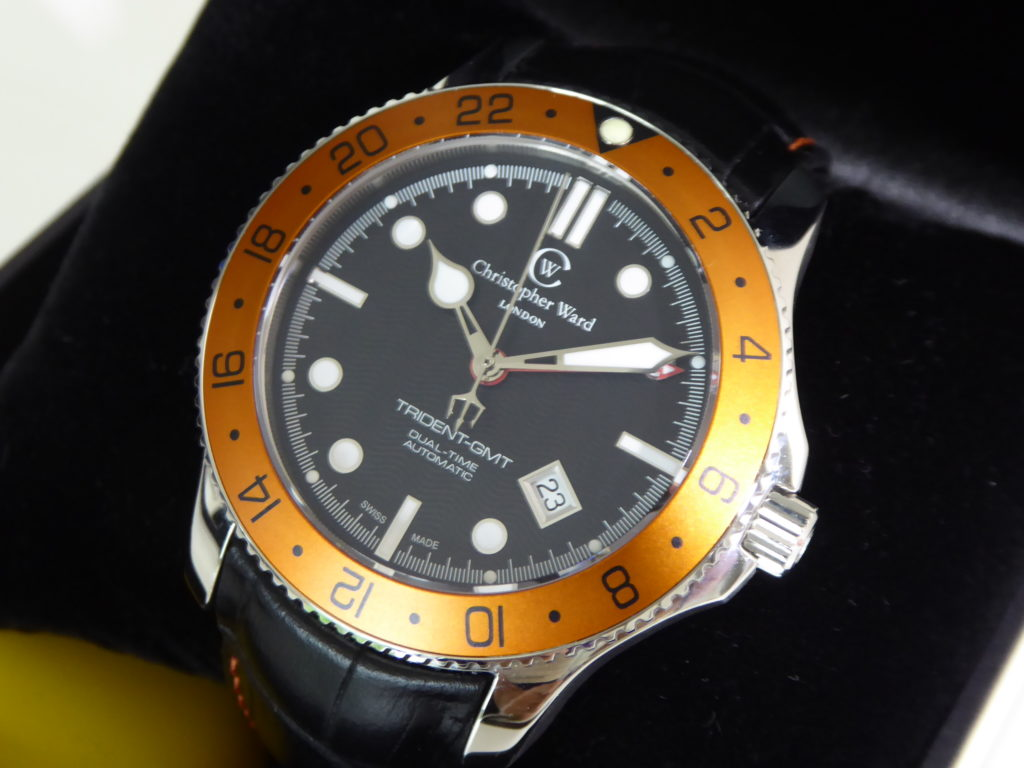 sell-used-christopher-ward-c60-watch