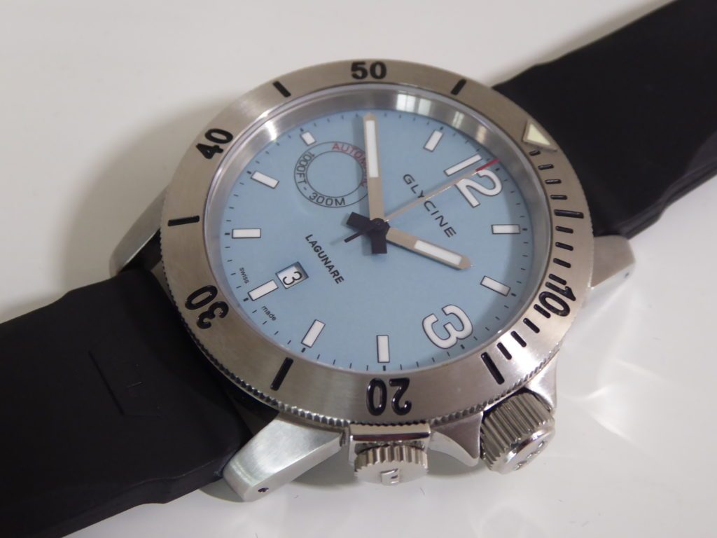 sell-used-Glycine-Lagunare-watch