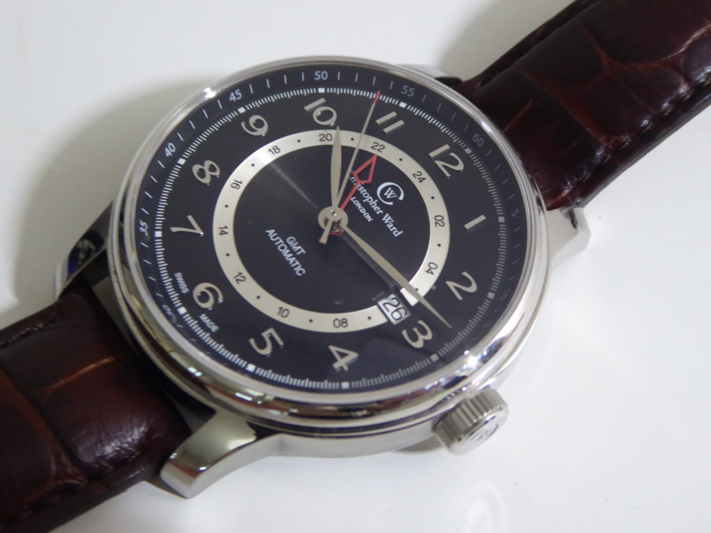 sell-used-christopher-ward-c9-gmt-watch