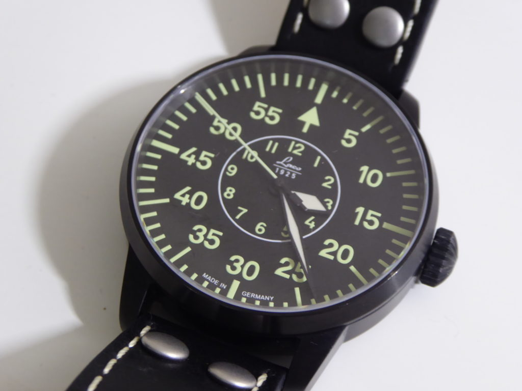 sell-used-Laco-pilot-watch