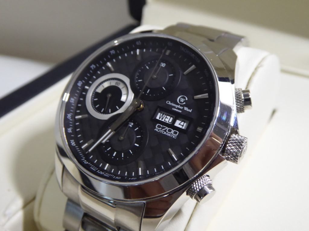 sell-used-Christopher-Ward-c700-chronograph-watch