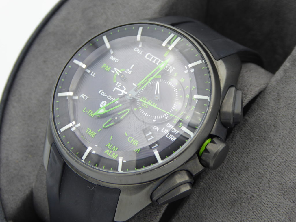 sell-citizen-radio-controlled-watch