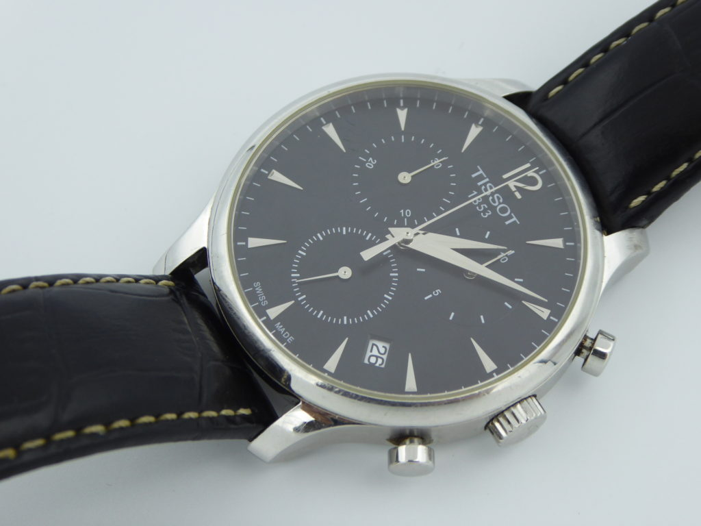 sell-used-Tissot-chronograph-watch