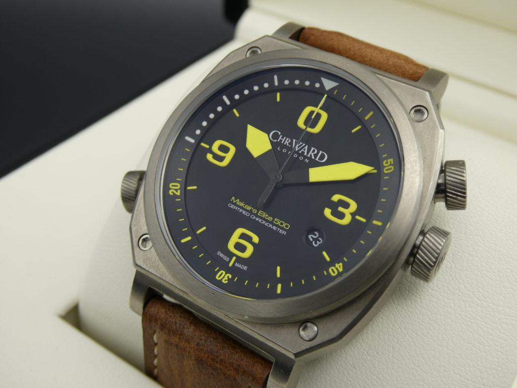 sell-my-watch-Christopher-ward-c11-elite-pro