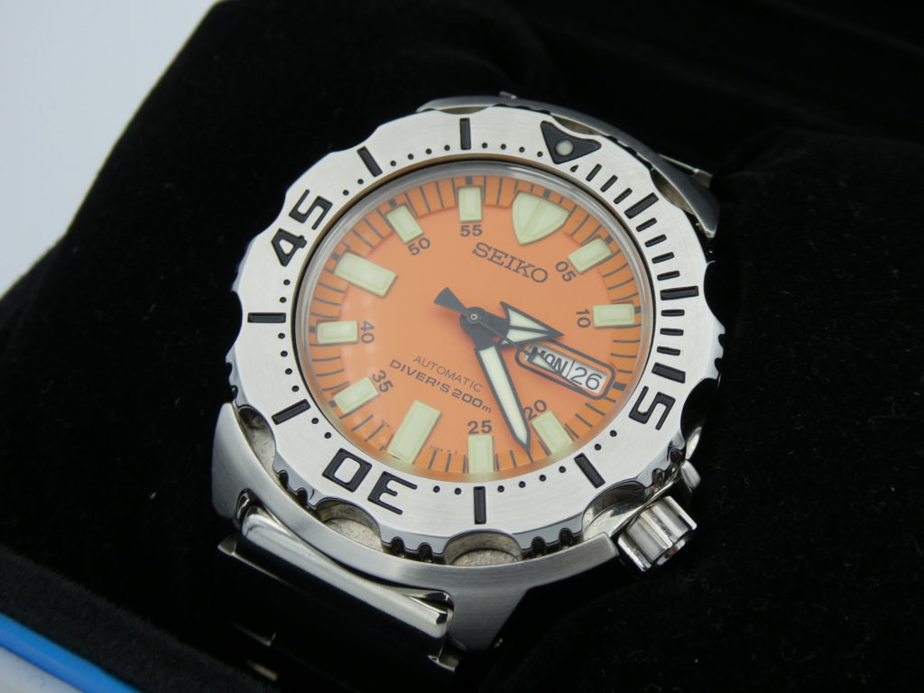 sell-my-watch-online-Seiko-Monster-orange