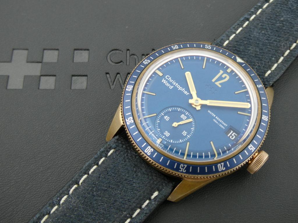 sell-my-christopher-ward-watch-c65-bronze