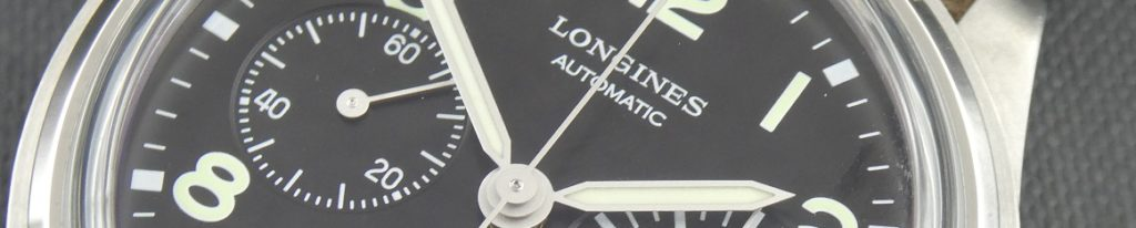Any watch for cash Longines