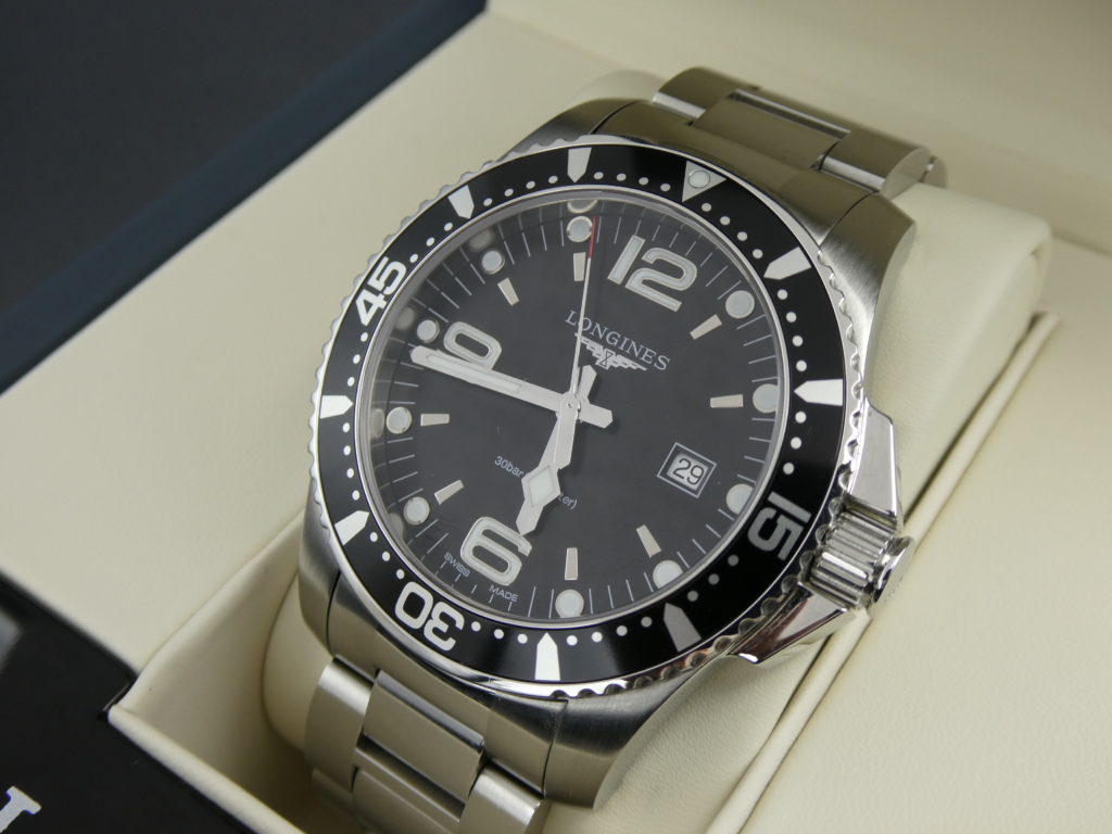 sell-used-longines-hydro-conquest
