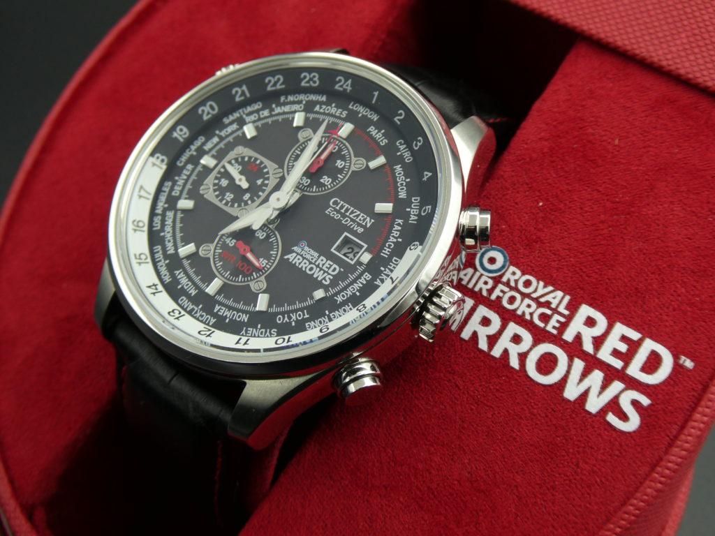 Citizen Red Arrows Chronograph CA0080-03e
