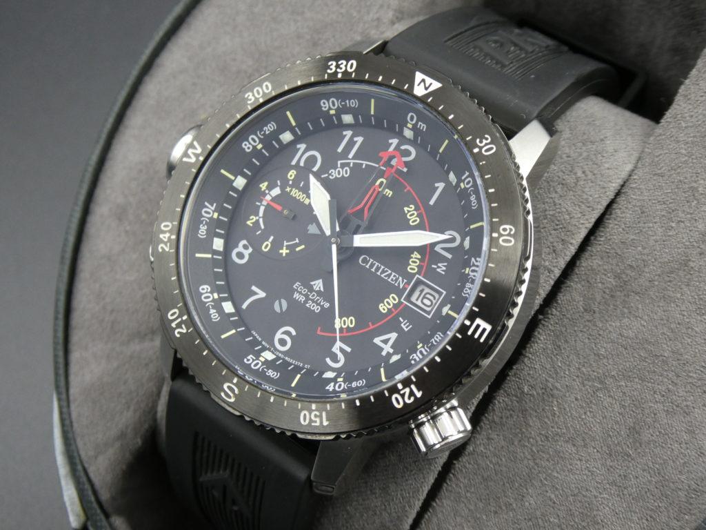 sell Citizen Promaster Altichron BN4044-15E j280