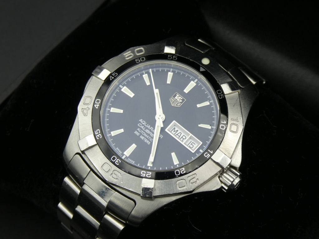 where-to-sell-Tag-heuer-aquaracer-calibre-5