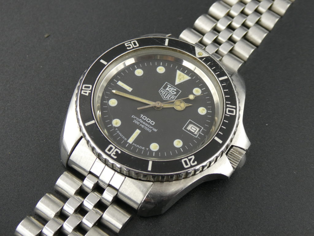 sell-vintage-heuer-1000-watch