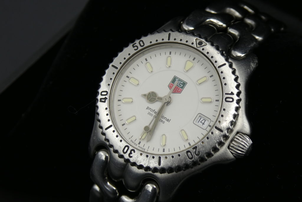 Trade-used-Tag-watches
