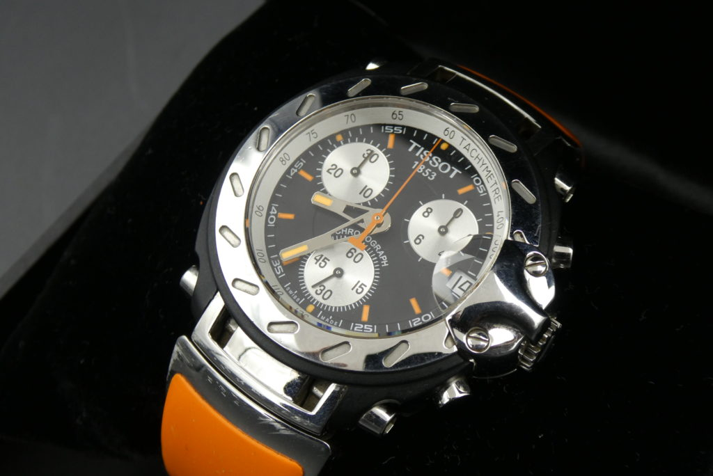 Trade-in-used-Tissot-watch